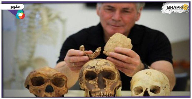 اكتشاف أصناف جديدة من البشر