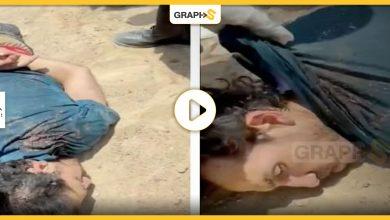 إطلاق النار على السوري
