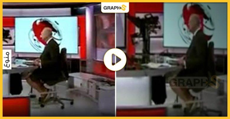 مذيع في BBC