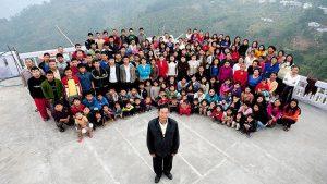أكبر عائلة في العالم