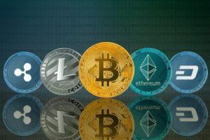 العملات الرقمية تفقد تريليون دولار