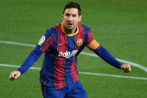 برشلونة يرد على انتهاء عقد ميسي
