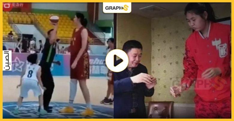 مراهقة صينية تجذب اهتمام وسائل الإعلام بشكلها