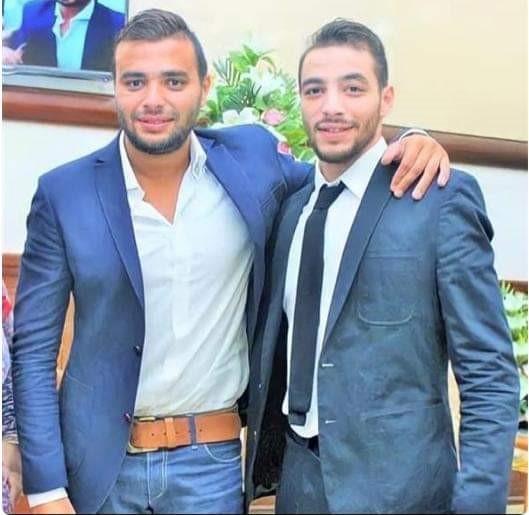 شقيق فنان مصري