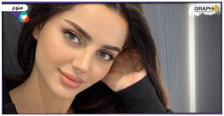 عارضة أزياء إيرانية