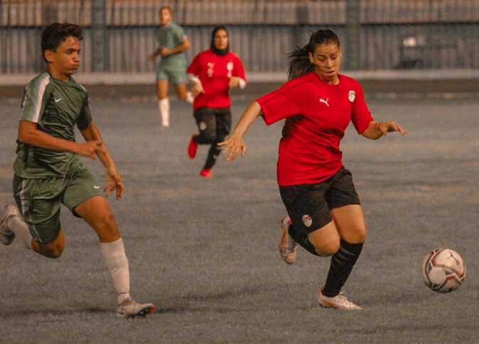 منتخب سيدات مصر لكرة القدم