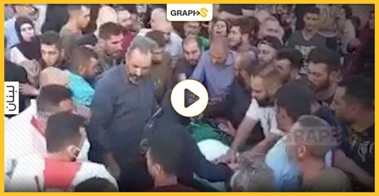 بالفيديو   لبناني ينتفض أثناء نقله إلى قبره ويثير ضجة مواقع التواصل الاجتماعي