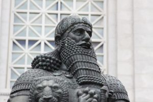 حمورابي أشهر قادة بابل