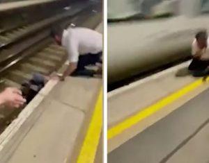 حادثة غريبة في لندن