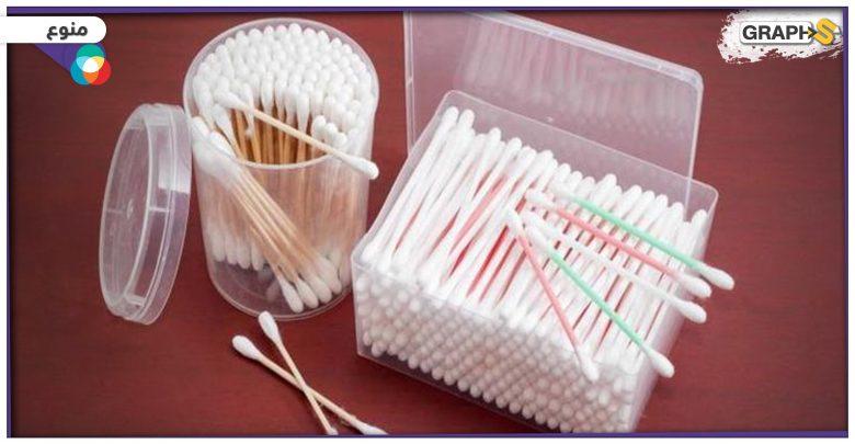 استخدامات مذهلة لأعواد تنظيف الأذنين
