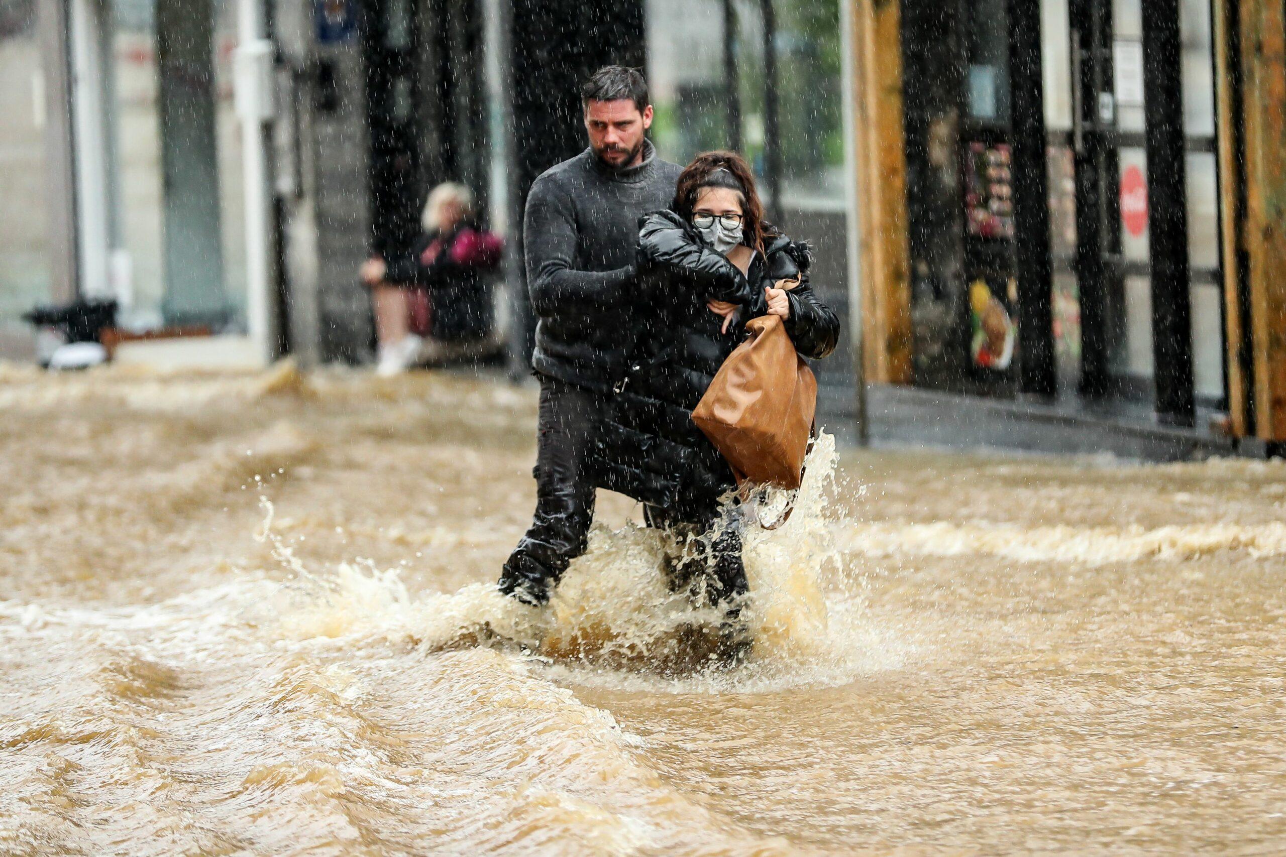 فيضانات عارمة في ألمانيا