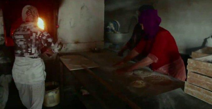 قرية النساء الخالية من الرجال في سوريا
