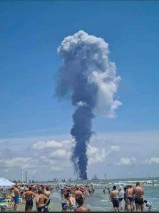انفجار في أكبر مصفاة نفط برومانيا