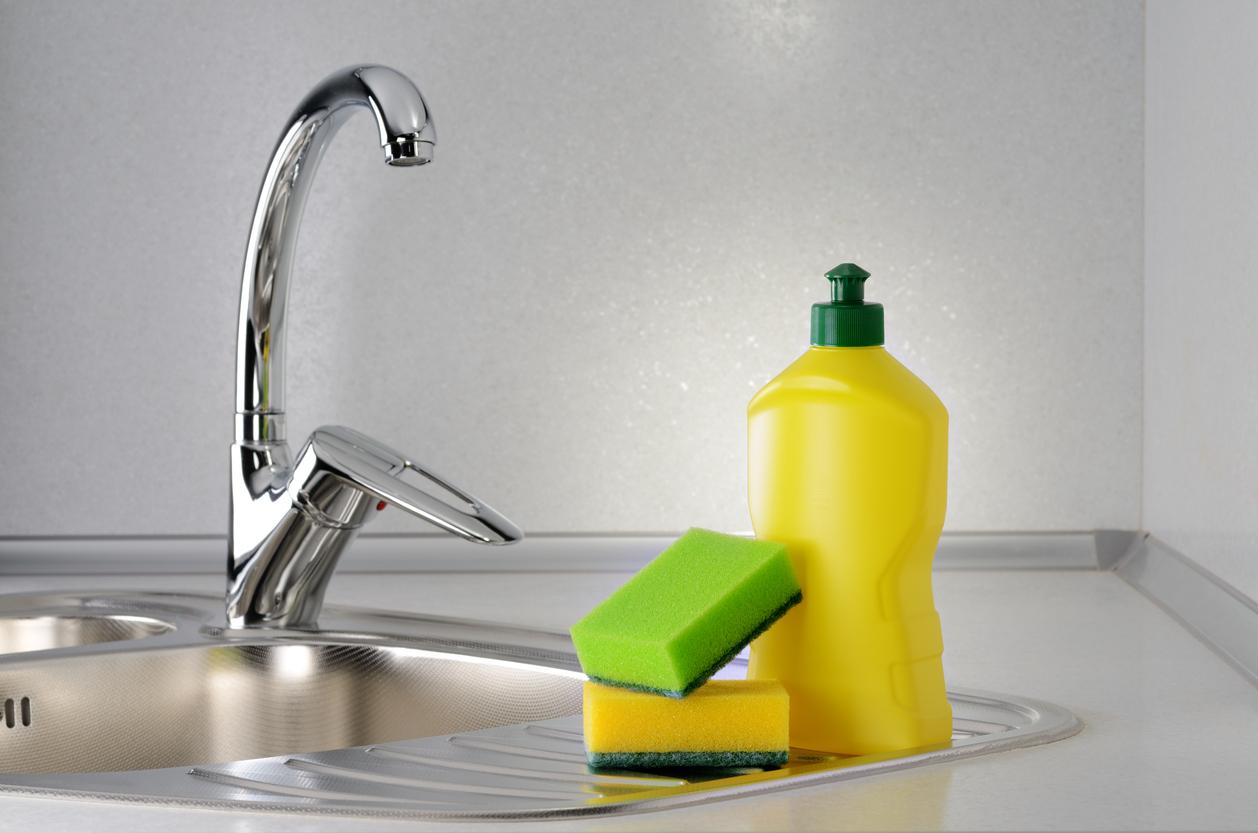 صابون غسيل الأطباق