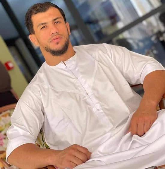 لاعب جودو جزائري