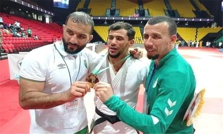 """""""تضامنا مع فلسطين الحبيبة ورفضا للتطبيع مع الكيان الصهيوني """" لاعب جودو جزائري يعلن انسحابه من أولمبياد طوكيو2020"""