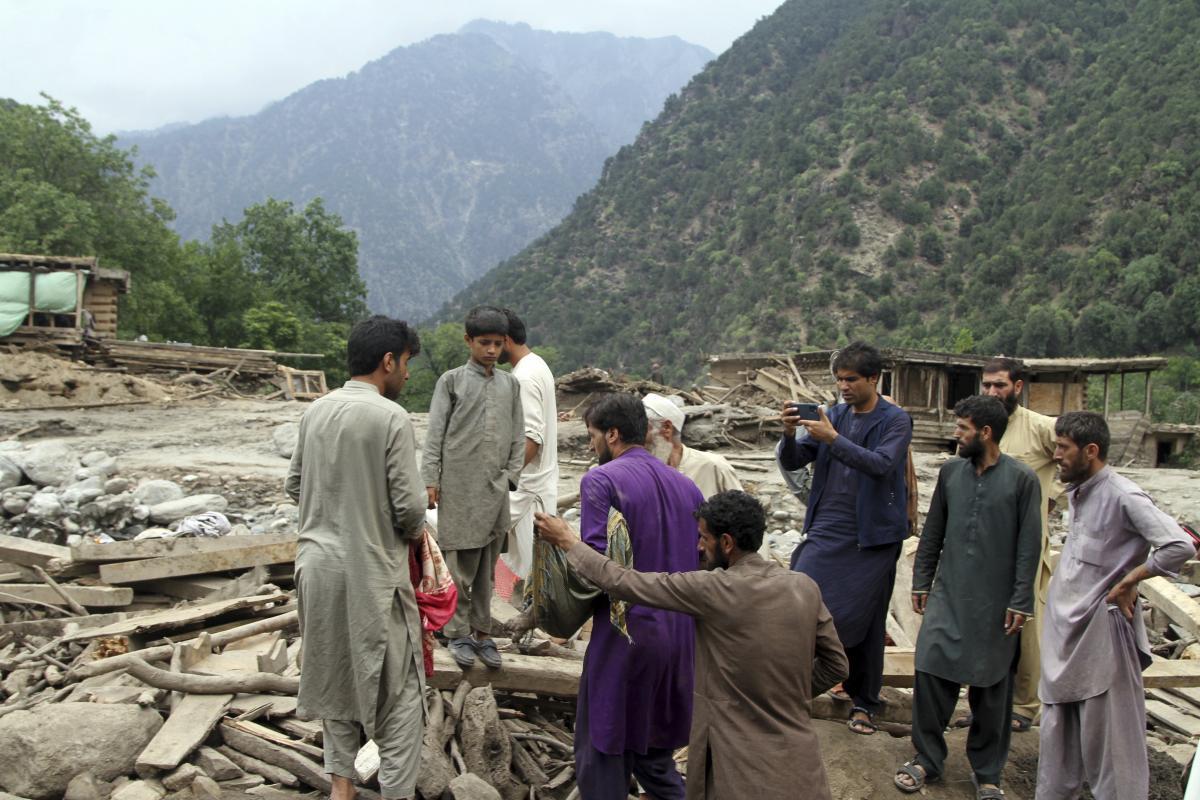 نقص الخدمات يزيد من ضحايا فيضانات أفغانستان
