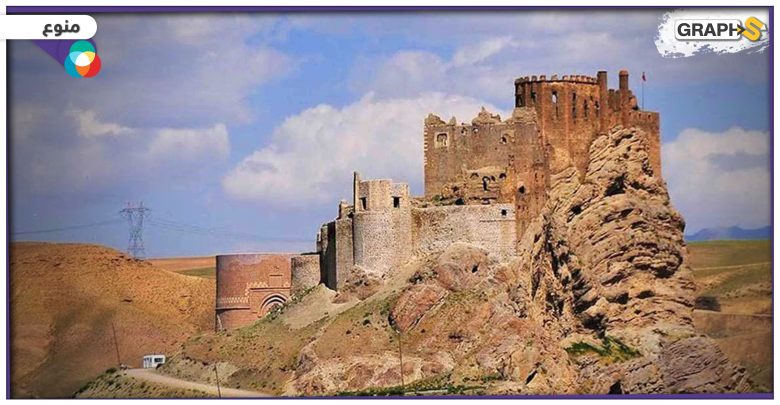 """""""قلعة ألموت"""" وتعرف بقلعة النسر أكثر القلاع مناعة في التاريخ.. قطنها حسن الصباح.. ودمرها هولاكو"""