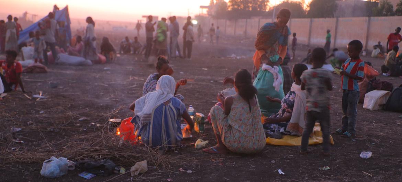 """""""أخبار العالم"""" تحطم مروحية تقل 20 شخصا في المكسيك..حريق هائل في مقاطعة روسية..نزوح أكثر من نصف مليون شخص من أمهرا الأثيوبية"""
