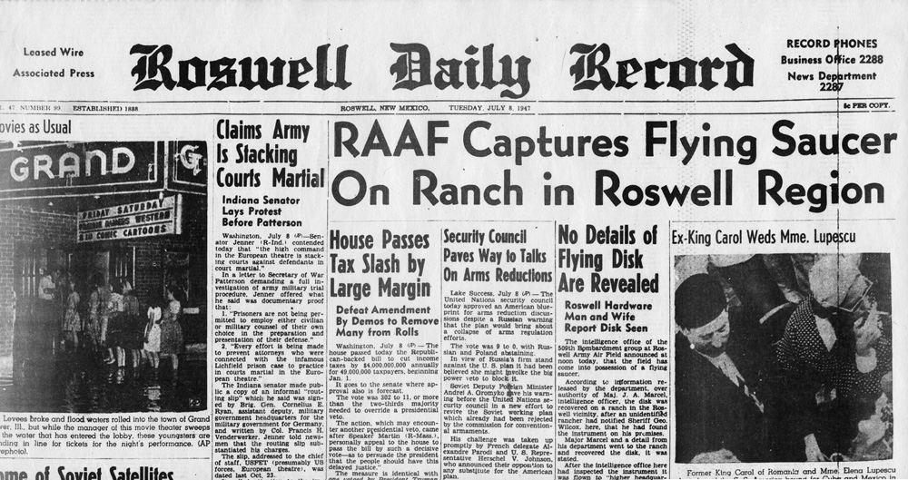 الجريدة يوم وقوع الحادثة في روزريل