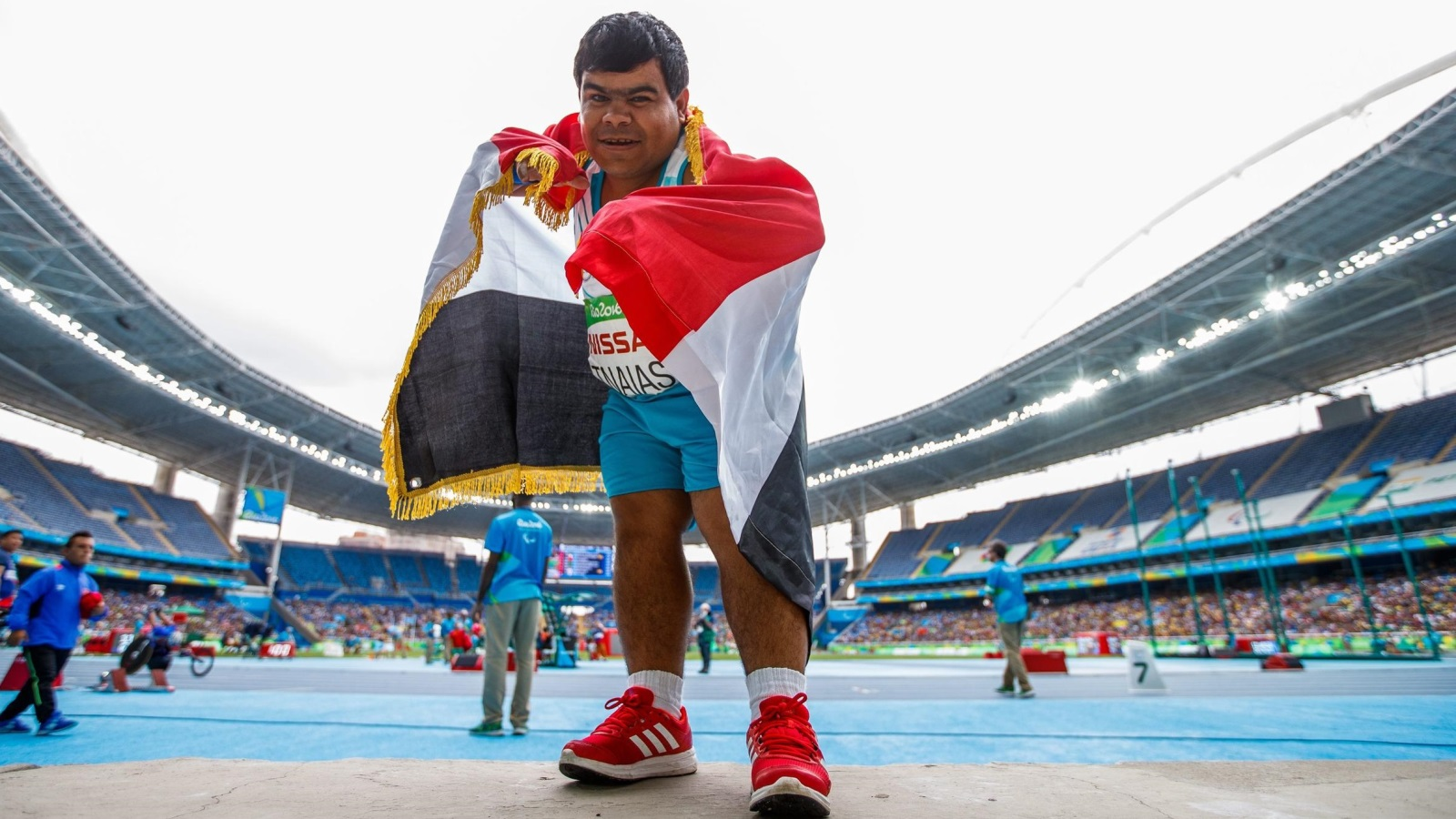 بارالمبياد طوكيو..بـ 19 ميدالية متنوعة إنجاز عربي لامثيل له وظهور بمستوى متميز ورائع
