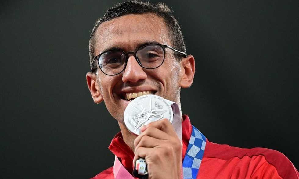 """""""العرب في الأولمبياد اليوم"""" برونزية قطرية في كرة الطائرة الشاطئية.. فضية لمصر في رياضة الخماسي الحديث"""