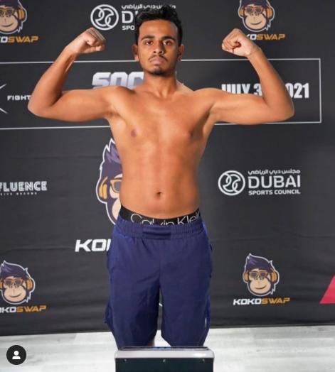 بالفيديو والصور   تحدي الملاكمة بين اليوتيوبرز العرب يلهب مواقع التواصل والفوز لشاب إمارتي بالجولة الأخيرة