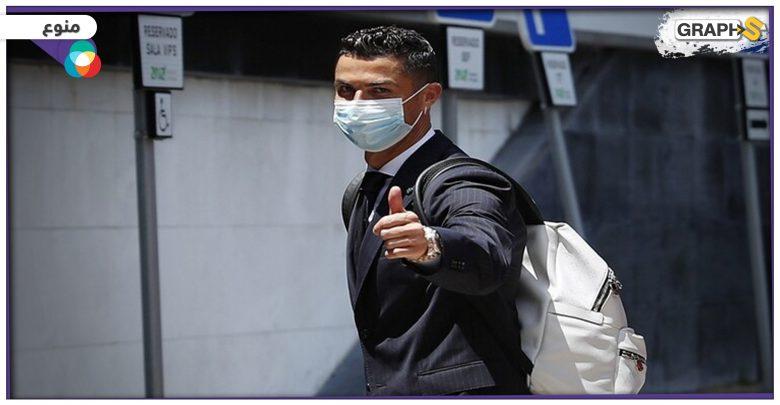 """صفقة """"الساعات الأخيرة"""" تصرف رونالدو الغريب اليوم في مقر ناديه الحالي يكشف ما وراء الكواليس"""