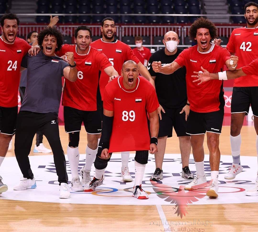"""""""الحصاد الرياضي"""" إنجاز تاريخي لمصر في كرة اليد"""