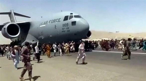 """""""أخبار العالم """"حرائق هائلة في جنوب فرنسا.. مقتل 6 أشخاص في فوضى داخل مطار كابول.. ارتفاع عدد ضحايا السيول والفيضانات في تركيا ليتجاوز 77 شخص"""