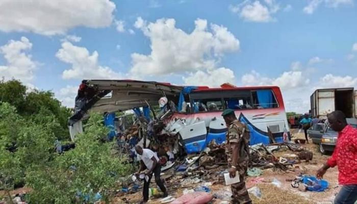 """""""أخبار العالم"""" قتلى في حادث سير بمالي"""