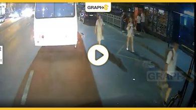 انفجار حافلة مليئة بالفتيات في روسيا