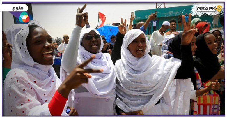 امرأة تدعي النبوة في السودان