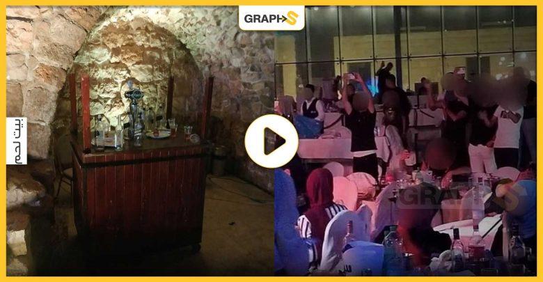 حفلة فلسطينية داخل مسجد أثري في بيت لحم تثير مواقع التواصل .. وأفعال غير أخلاقية عمّا جرى فيها وهذا رأي السلطات! - فيديو وصور