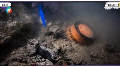 كنوز مدفونة عمرها 2000 عام