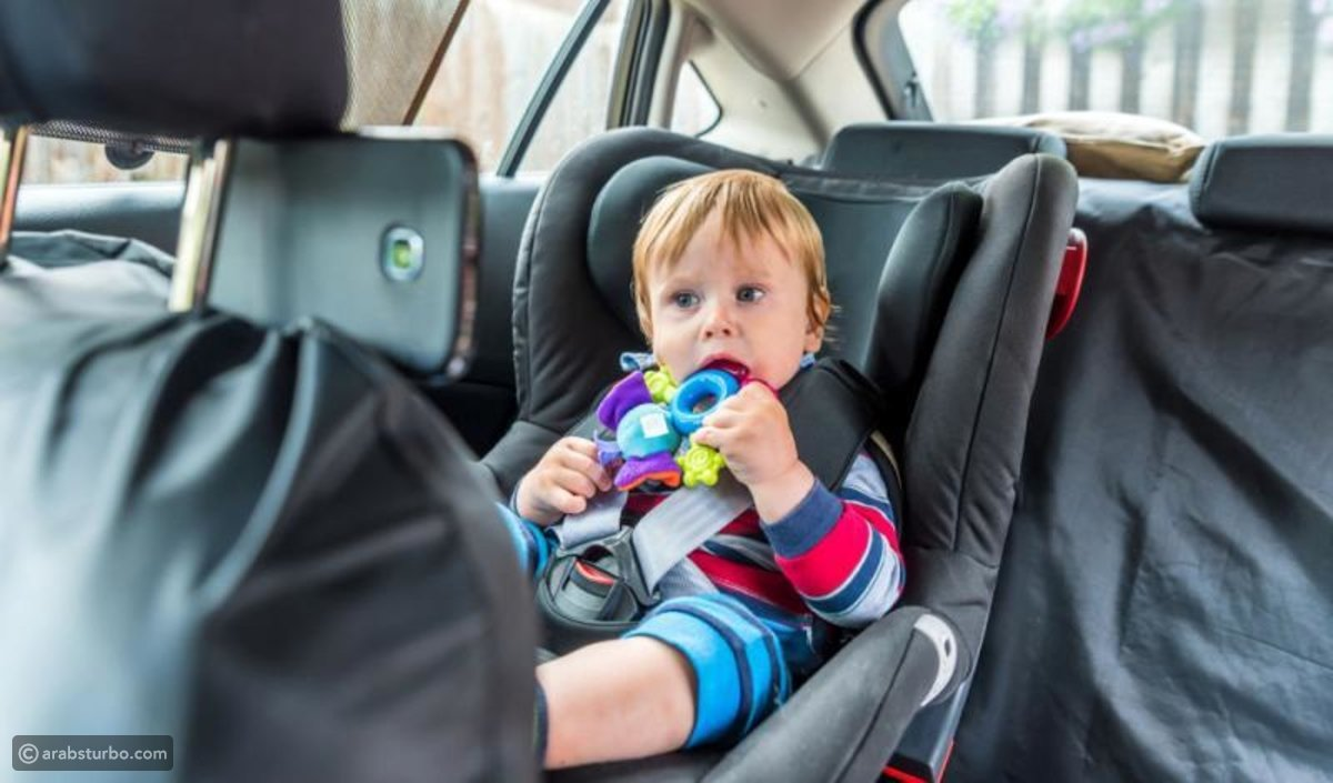 لحفظ سلامتهم وتأمينها.. تعرف على المكان الأكثر أماناً للصغار في السيارة