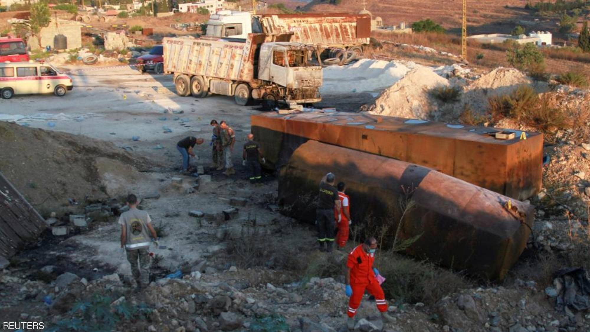 """""""أخبار العالم"""" زلزال مدمر يضرب هايتي.. انفجاريين مدويين يهزان عكار في لبنان"""