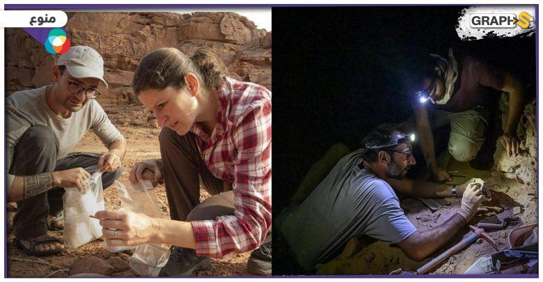 """في السعودية.. دراسةٌ جديدة توثق عمر """"موقعٍ أثري"""" هام.. منحوتاته أثارت حيرة العلماء وأشارت لأرقام مدهشة"""