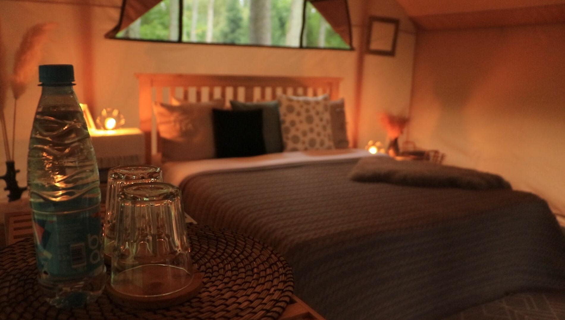 فندق 5 نجوم في الهواء الطلق..تجربة فريدة ومثيرة تضمن الرفاهية وتضفي الهدوء في نفوس زائريها