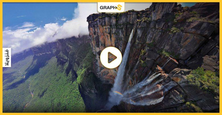 """جبل """"رورايما"""" أكثر الجبال إثارةً وغموضاً.. قمة لا يصدق من يراها وجودها على هذا الكوكب.. البعض مازال مؤمناً بوجود الديناصورات على سطحها"""