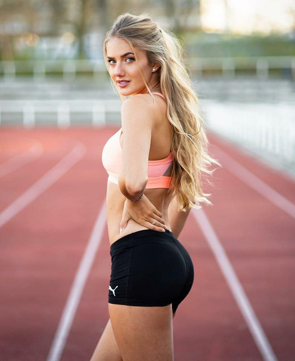 من رياضية مهمشة في أولمبياد طوكيو إلى واحدةٍ من أشهر عارضات الأزياء.. تعرف على أجمل رياضية بالعالم- فيديو وصور