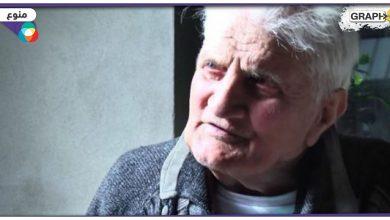 رجل مسن روماني