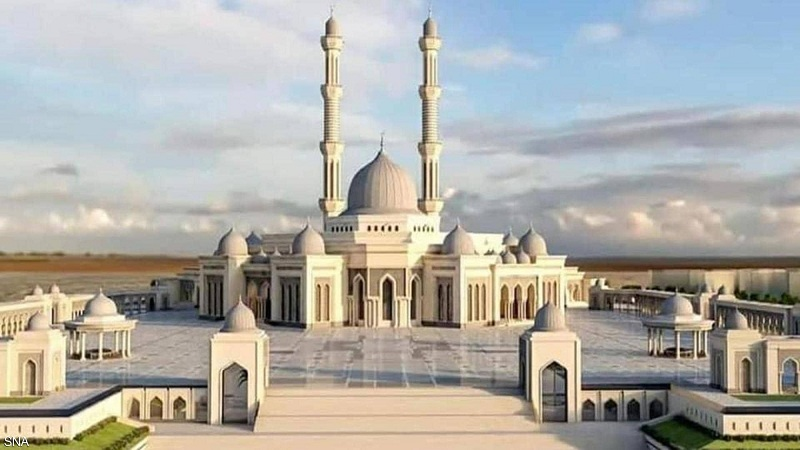 أكبر مسجد في مصر وإفريقيا