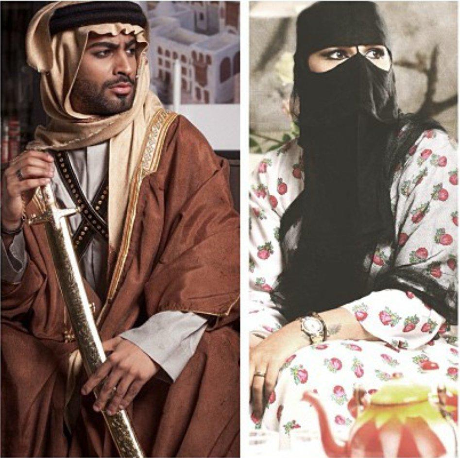 """بالفيديو   فتيات سعوديات يرقصن بـ """"الثوب المردون"""" الزي التراثي لنجد.. ماذا تعرف عنه؟"""