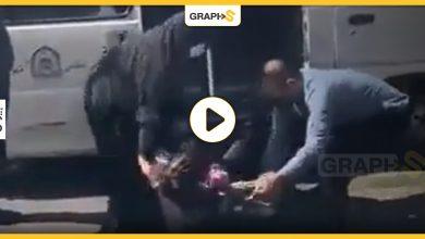 """بالفيديو   الشرطة الإيرانية """"تسحل وتعتقل"""" امرأة لعدم ارتدائها الحجاب"""