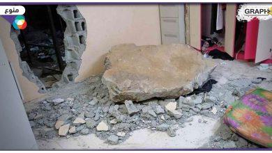 في السعودية: سقطت عليه صخرة كبيرة وهو نائم.. فنجى من الموت بأعجوبة