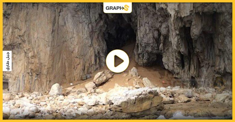 اكتشاف أثري عمره أكثر من 40 ألف عام داخل كهف بجبل طارق