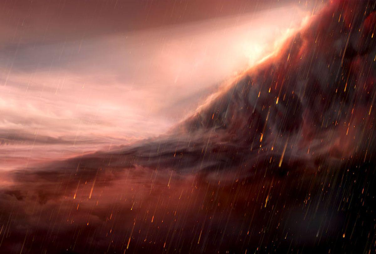 """كوكبٌ مرعب يمتلك """"بيئةً جهنمية"""" ويمطر حديداً منصهراً بدلاً من الماء .. اُكتشف منذ 5 سنوات والآن تمكن العلماء من فهم حقيقته"""