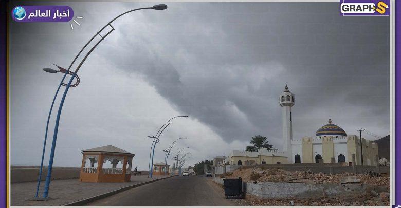 الإعصار شاهين