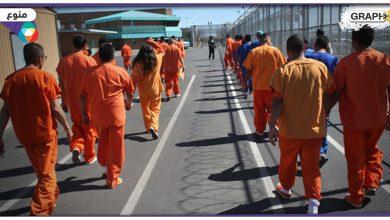 """أثناء فحص جسد سجين أمريكي.. كانت """"المفاجأة"""" داخل بطنه"""
